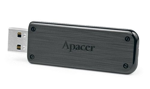 USB накопитель Apacer 16GB AH325 black