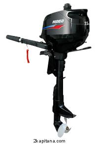 Лодочный мотор HIDEA HDF 2.5HS