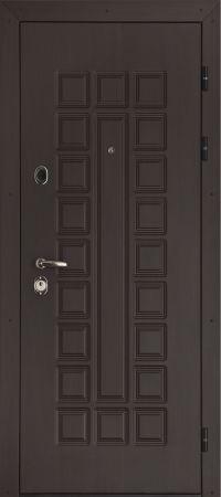 Металлическая дверь Сенатор Стандарт  (с замком МЕТТЭМ)
