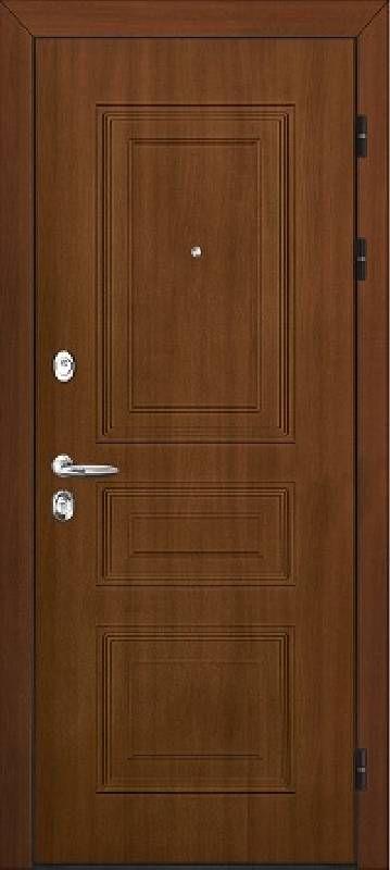 Металлическая дверь Сенатор 3D Вена (с замком Cisa)