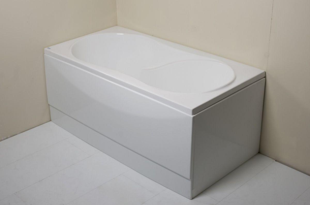 Акриловая ванна AKRILAN Rio AGATA, 150*75 см, без гидромассажа