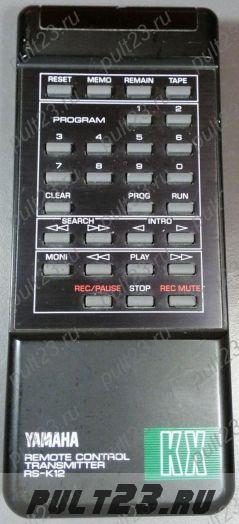 YAMAHA RS-K12, VF219300, KX-800, KX-1200