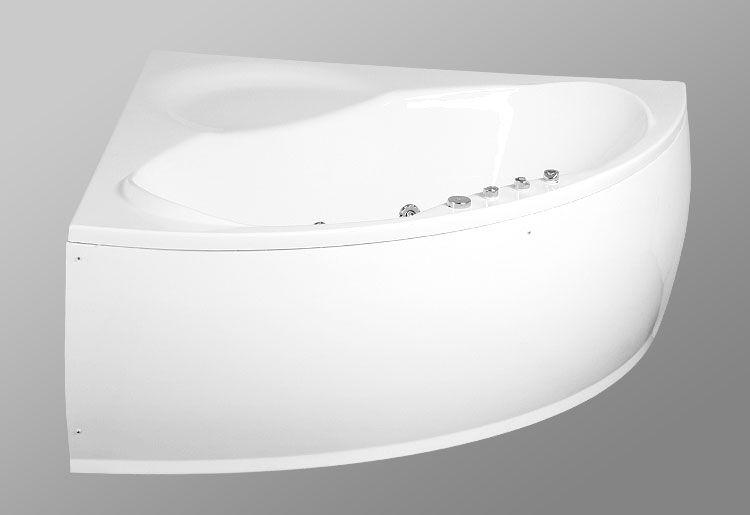 Акриловая ванна AKRILAN Laguna la TIGRA , 150*150 см, без гидромассажа