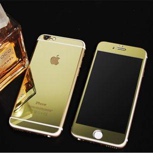 Защитное стекло Gold iPhone 6 , 6S (комплект на обе стороны)