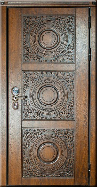Металлическая дверь Италия (с замком Ciza)