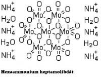 Аммоний молибденовокислый, 4-водный, 100 гр