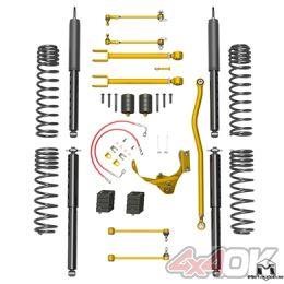 "JK Wrangler True Dual-Rate Lift Kit, 2.5""/3.5"", Long Travel ARB Edition"