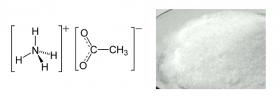 Ацетат аммония (аммоний уксуснокислый), 1 кг