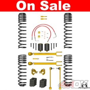 JK Wrangler Lift Kit, True Dual-Rate, 2.5""