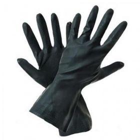Перчатки резиновые защитные (КЩС)