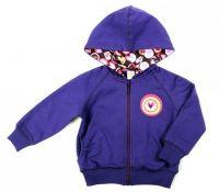 детские куртки Crockid с начесом