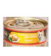 Porcelan Курица для кошек (100 г)