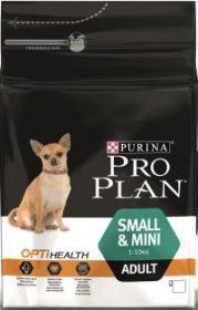 PRO PLAN ADULT SMALL & MINI для собак мелких и карликовых пород Курица и Рис 7 кг