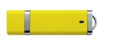 16GB USB-флэш флешки Apexto U206A, Желтый