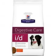 Hill's PD Canine i/d Digestive Care Диетический корм при заболеваниях ЖКТ, нарушении пищеварения (2 кг)