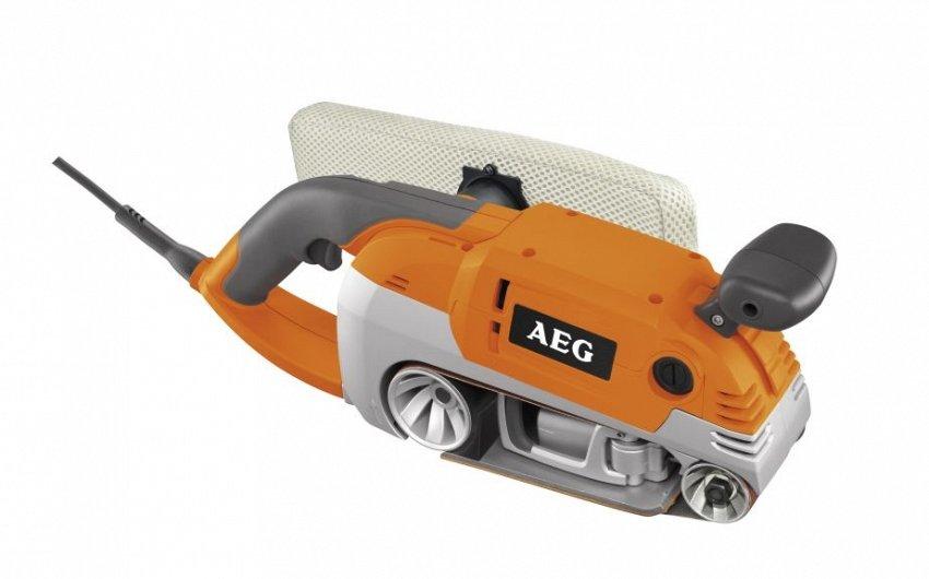 Ленточная шлифмашина AEG HBS 1000 E 413205