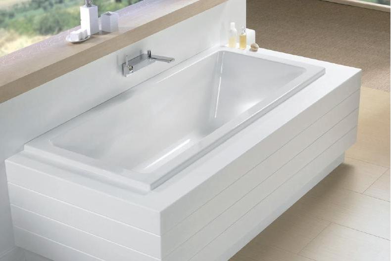 Ванна акриловая Riho Lusso 200*90