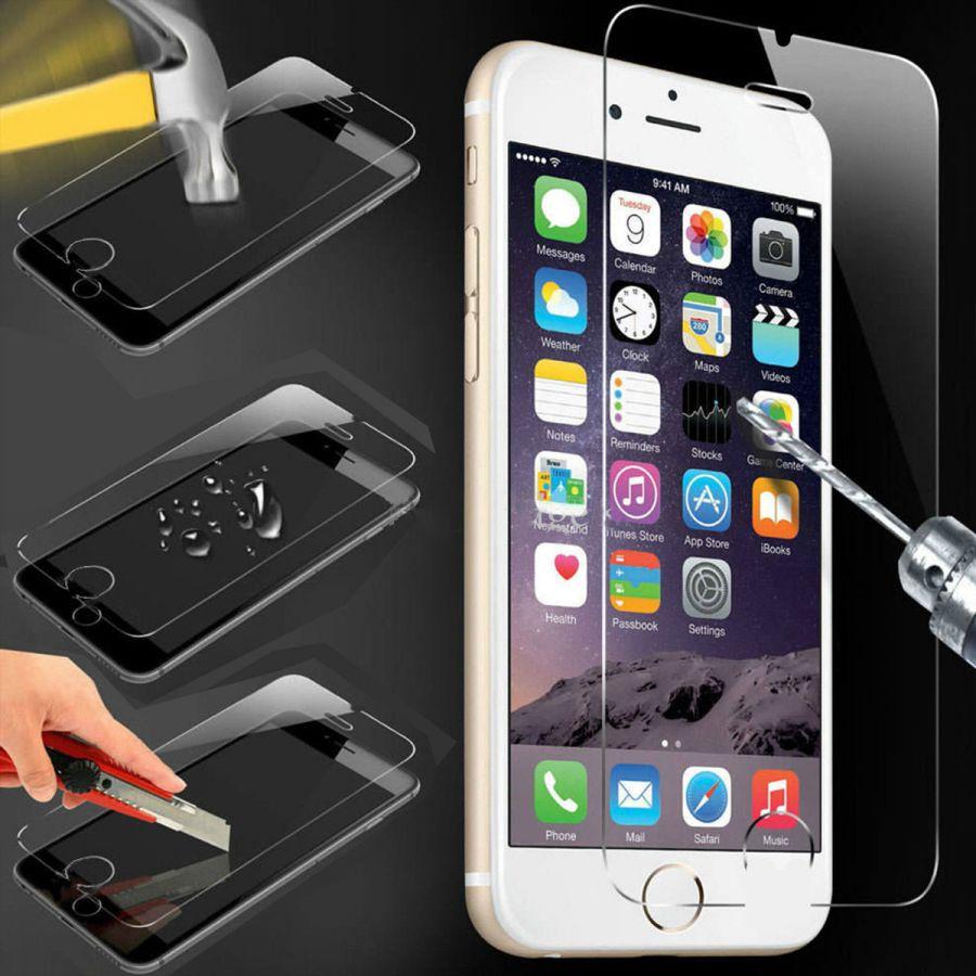 Защитное стекло на Iphone 6, 6s, 6+, 6s+