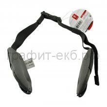 Ремень поясной Hama Step By Step Touch Waist Strap серый 119886