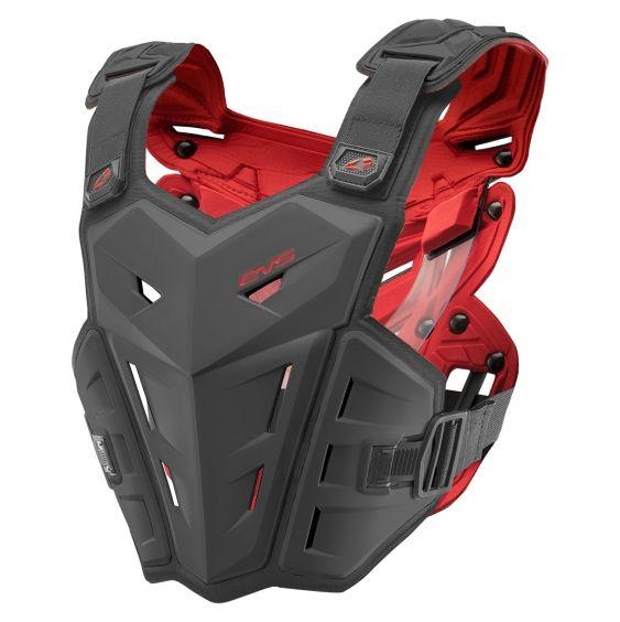 EVS - F1 защитный жилет, черный