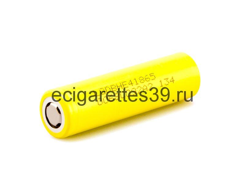 Аккумулятор 18650, LG HE4 2500 mAh