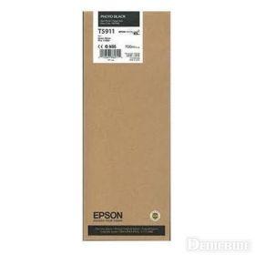 Картридж оригинальный EPSON T5911 черный фото для Stylus Pro 11880 C13T591100