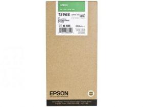 Картридж оригинальный EPSON T596B зеленый для Stylus Pro 7900/9900 C13T596B00