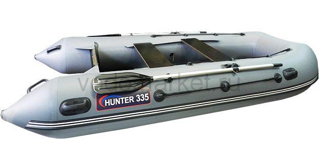 Лодка ПВХ Хантер 335 ЛК
