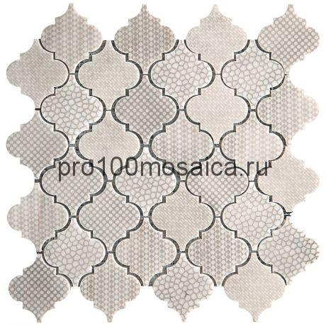 BRJ-5 Мозаика части разных размеров серия BURJ, размер, мм: 305*305*10 (Skalini)