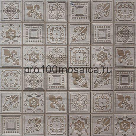 DNY-4 Мозаика 48*48 серия DYNASTY, размер, мм: 300*300*10 (Skalini)