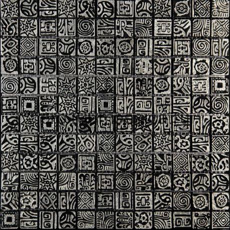 ETH-2 Мозаика 23*23 серия ETHNIC, размер, мм: 300*300*10 (Skalini)