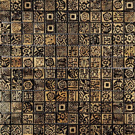 ETH-3 Мозаика 23*23 серия ETHNIC, размер, мм: 300*300*10 (Skalini)