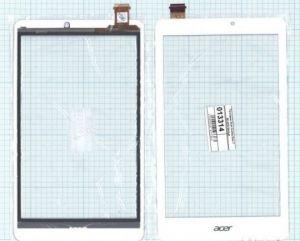 Тачскрин Acer B1-810 Iconia One (white) Оригинал