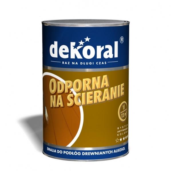 Краска для деревяных полов Domalux Alkosol 1л