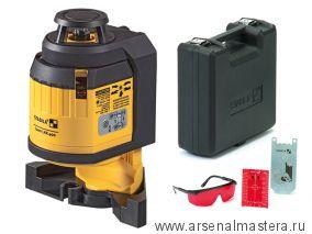 Мультилинейный лазерный прибор для внутренних отделочных работ STABILA LAX 400 арт.18702