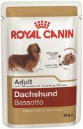 Royal Canin Dachshund Adult Влажный корм для такс старше 10 месяцев (85 г)