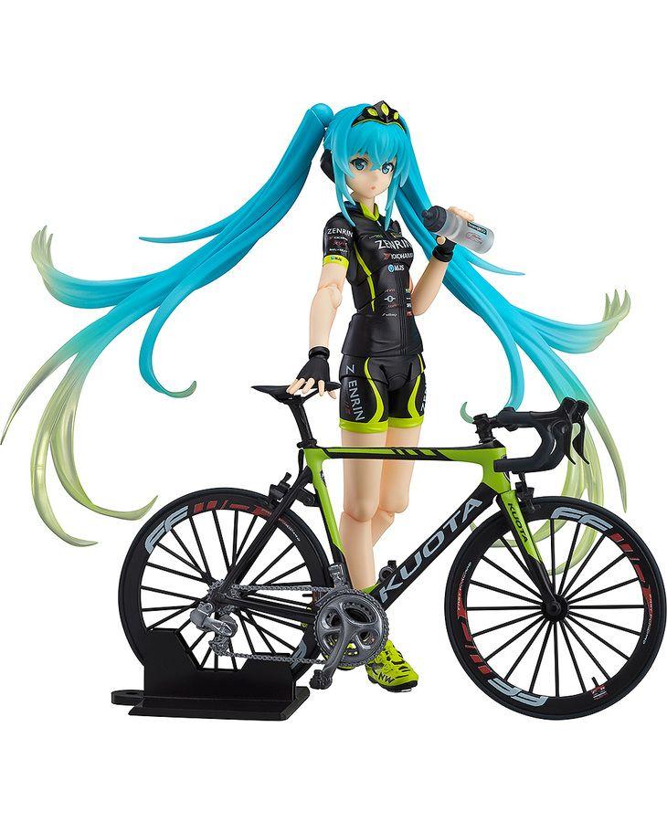 Figma Racing Miku 2015 TeamUKYO Support Ver.