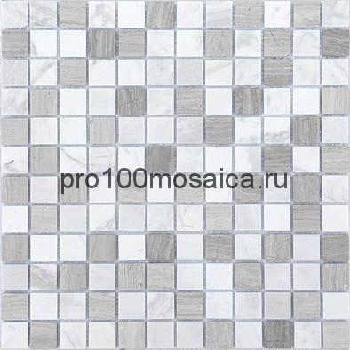 PIETRA MIX 2 MAT 23 x 23 Мозаика серия Pietrine Stone, размер, мм: 298*298*4 (Caramelle)