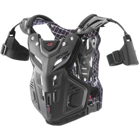 EVS - F2 защитный жилет, черный