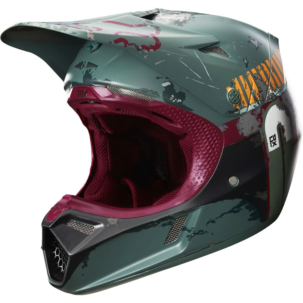 Fox - V3 Boba Fett Limited Edition шлем