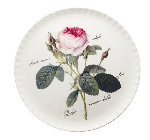 "Тарелка для торта ""Роза Редаут"", 31 см"