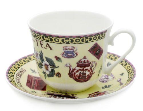 """Чайная пара """"Чай"""", 500 мл"""