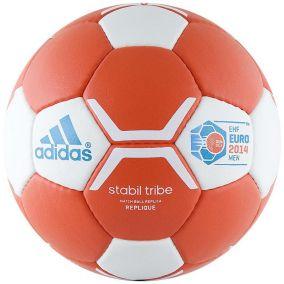 Гандбольный мяч Adidas Stabil Tribe replique р.2