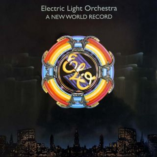 ELO 1976-A New World Records (2016)