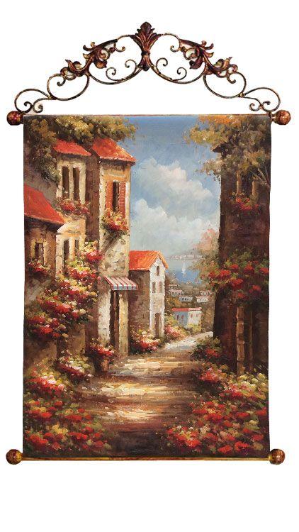 """Картина """"Прованс"""", 60x90 см"""