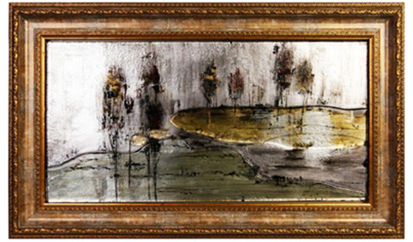 """Картина стеклянная """"Ностальжи"""", 30х60 см"""
