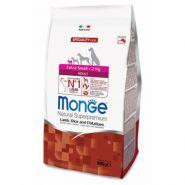 Monge Dog Speciality Line Extra Small Adult Lamb, Rice & Potatoes Корм для собак миниатюрных пород с ягненком, рисом и картофелем (800 г)