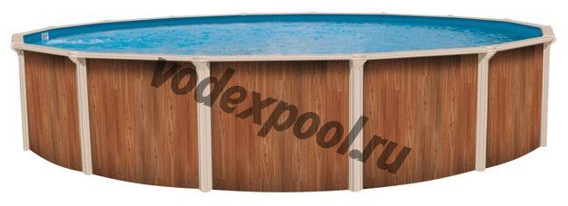 Сборный бассейн Atlantic Pools Esprit (2.4 × 1.25 м)