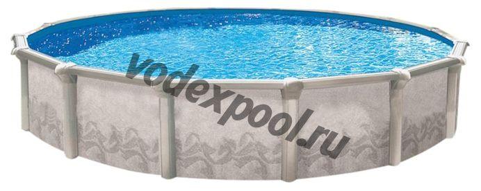 Сборный бассейн Atlantic Pools J-4000 Gibraltar (5.5 × 1.32 м)