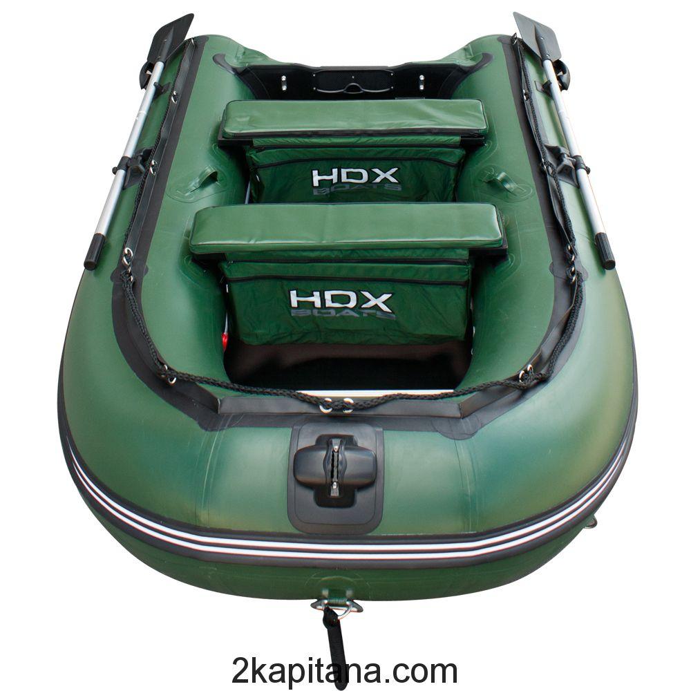 Лодка HDX Carbon 370